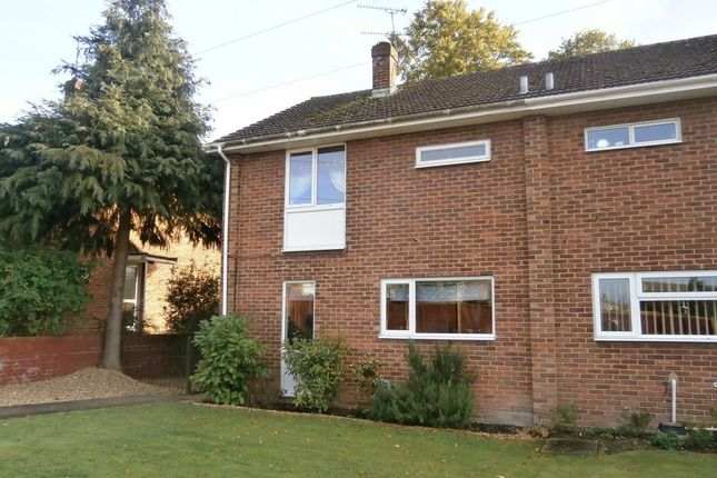 Thumbnail Semi-detached house to rent in Beresford Close, Andover