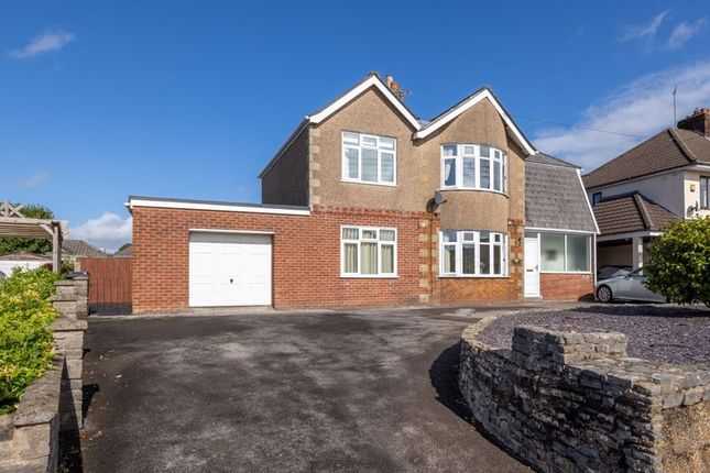Thumbnail Detached house for sale in Underhill Lane, Midsomer Norton, Radstock