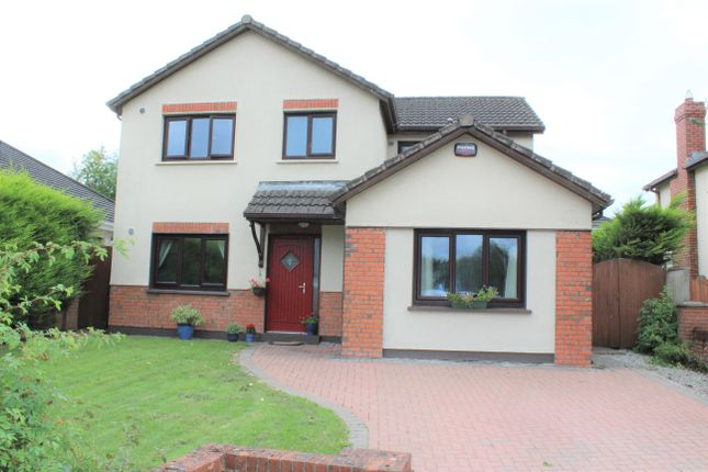 Thumbnail Detached house for sale in 19 Treacy Meadows, Newbridge, Kildare