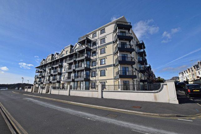 Thumbnail Flat for sale in Kensington Place, Imperial Terrace, Onchan