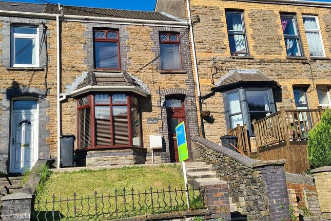 Thumbnail Terraced house for sale in Wern View, Pontrhydyfen, Neath Port Talbot.