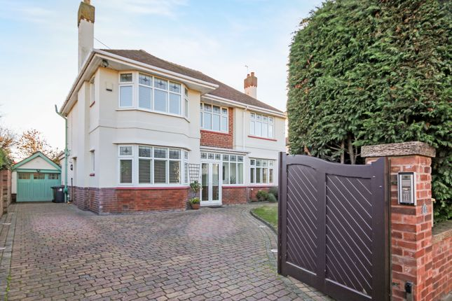 Thumbnail Detached house for sale in Ryder Crescent, Birkdale, Southport