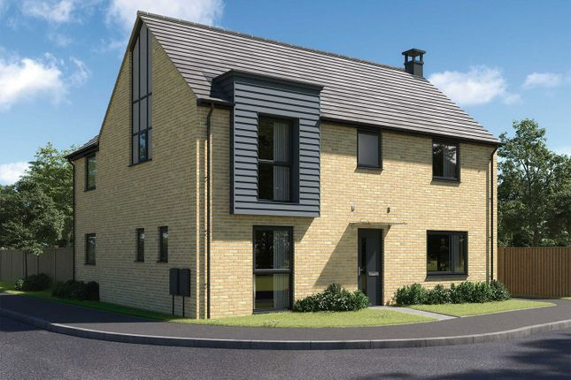 """Thumbnail Detached house for sale in """"The Kempthorne"""" at Thorn Road, Houghton Regis, Dunstable"""