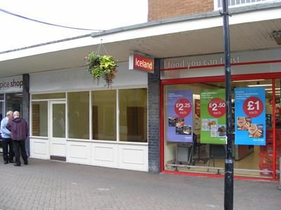 Thumbnail Retail premises to let in 13 The Maltings, Uttoxeter, Staffordshire
