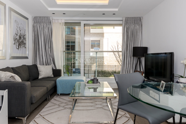 1 bed flat to rent in Radnor Terrace, West Kensington