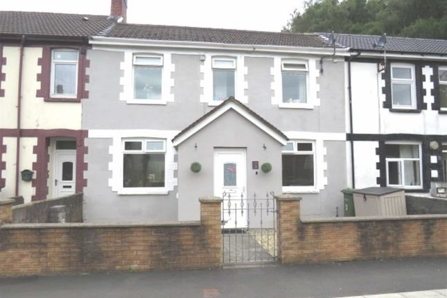 Thumbnail Terraced house for sale in Wood Road, Abercynon, Mountain Ash