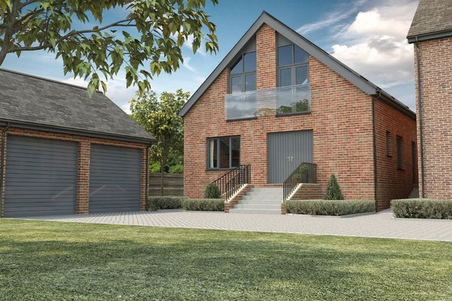 Thumbnail Detached house for sale in Friday Lane, Catherine-De-Barnes, Solihull