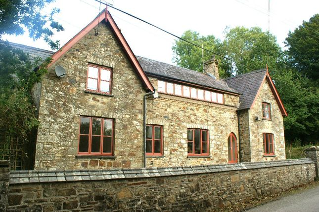 Thumbnail Detached house for sale in Rhuddlan, Llanybydder