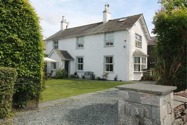 Thumbnail Detached house for sale in 3 Shu Le Crow Gardens, Keswick, Cumbria