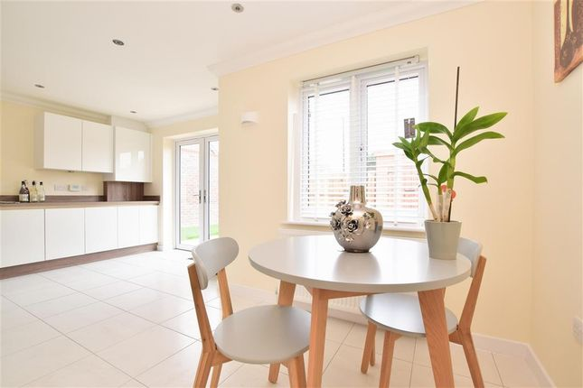 Thumbnail Terraced house for sale in Hillcrest Road, Marlpit Hill, Kent
