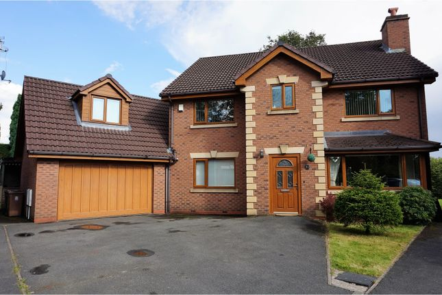 Thumbnail Detached house for sale in St. Annes Mews, Heywood