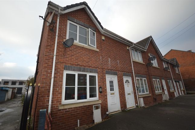 Thumbnail Terraced house to rent in Mather Road, Eccles, Manchester