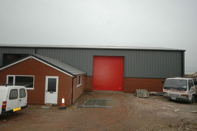 Thumbnail Business park for sale in Industrial Unit 3, Scarth Road, Barrow-In-Furness