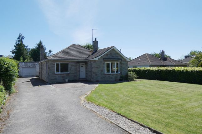Thumbnail Detached bungalow for sale in Derrycarne, Grant Road, Grantown On Spey