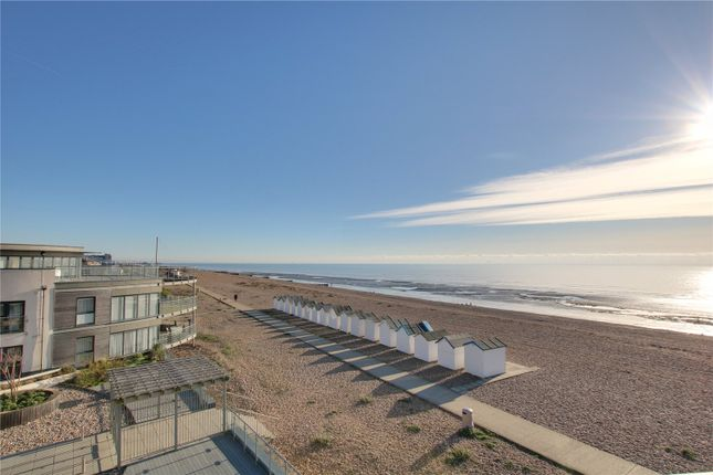 Thumbnail Flat for sale in Chichester House, 1 The Waterfront, Worthing, West Sussex