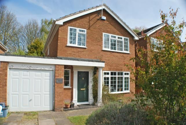 4 bed link-detached house for sale in Flint Meadow, Neston, Cheshire CH64