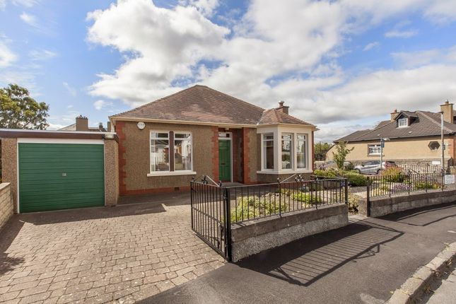 Thumbnail Detached bungalow for sale in 2 Craigs Crescent, Edinburgh