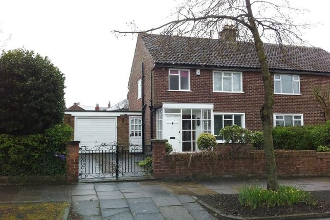 Thumbnail Semi-detached house to rent in Hartington Road, Dentons Green, St Helens