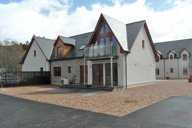 Thumbnail End terrace house for sale in Torlundy, Fort William