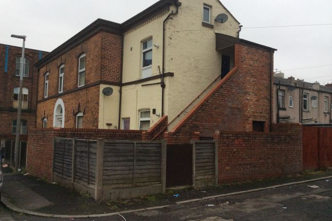 Thumbnail Flat to rent in Canning Street, Bury