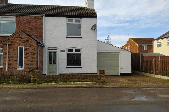 Thumbnail Semi-detached house for sale in Townside, East Halton, Immingham