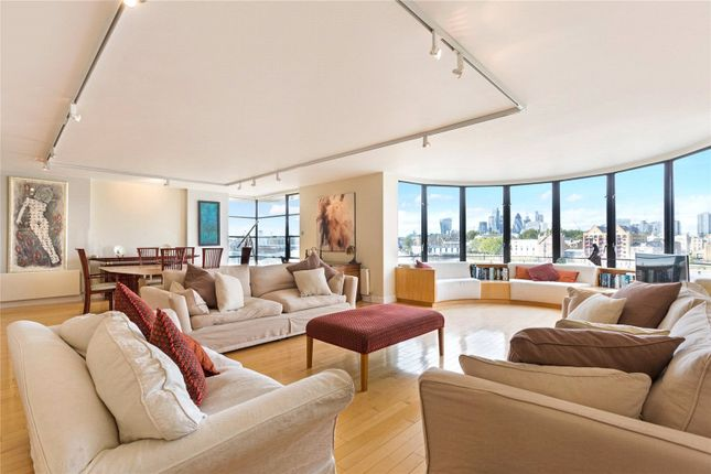Thumbnail Flat to rent in Princes Tower, 97 Rotherhithe Street, London
