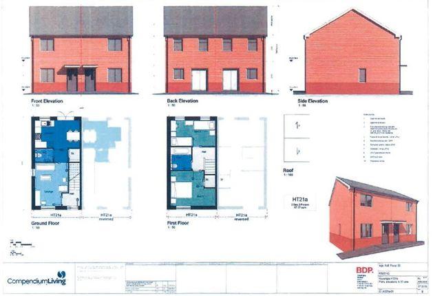 Thumbnail Semi-detached house for sale in Surbiton Close, Hull