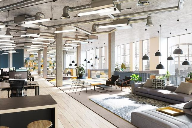 Thumbnail Office to let in Canal Place, 1-3 Sheep Lane, London, Greater London