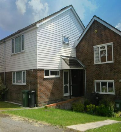 Thumbnail Terraced house to rent in Long View, Berkhamsted