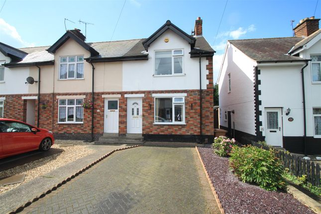 2 bed end terrace house to rent in Edward Street, Hinckley