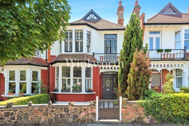 Thumbnail Terraced house for sale in Fox Lane, London