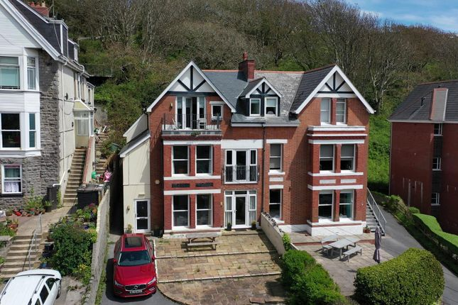 Thumbnail Flat for sale in Rotherslade Road, Langland, Swansea