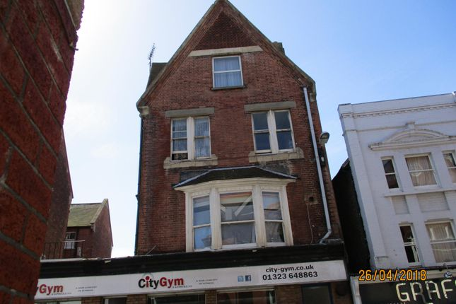 Studio to rent in 52A South Street Eastbourne, Eastbourne BN21