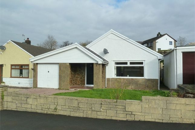 Thumbnail Detached bungalow for sale in Mill View, Garth, Maesteg, Mid Glamorgan