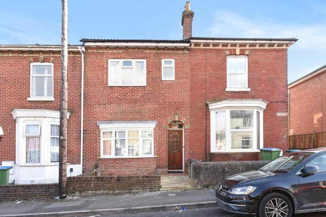 Thumbnail Terraced house to rent in Forster Road, Southampton