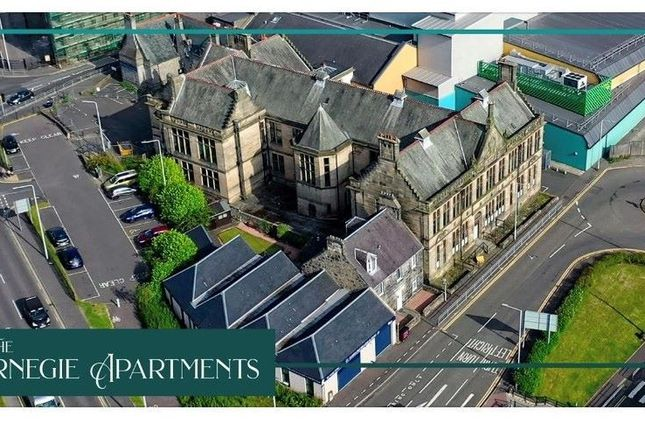 Thumbnail Flat for sale in Apartment 1, The Carnegie Apartments, Inglis Street, Dunfermline