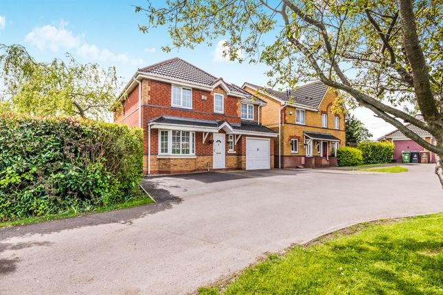Thumbnail Detached house for sale in Red River Road, Walsall