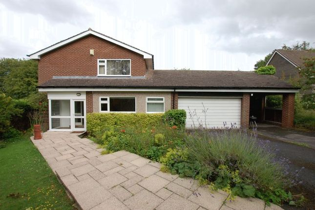 Thumbnail Detached house to rent in High View, Darras Hall, Newcastle Upon Tyne