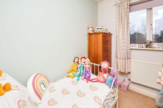 Bedroom of Aston Drive, Newhall, Swadlincote, Derbyshire DE11
