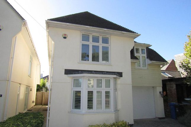 Thumbnail Property to rent in Ravine Road, Canford Cliffs, Poole