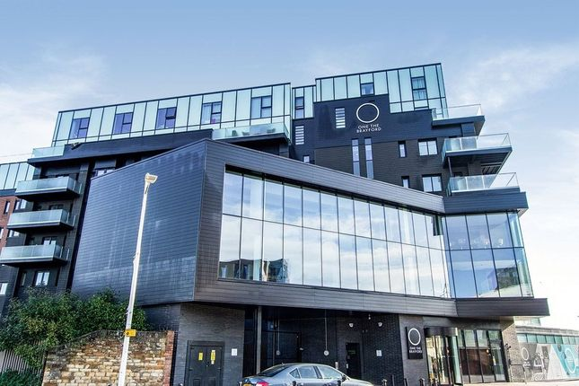 Thumbnail Flat to rent in One The Brayford Brayford Wharf North, Lincoln