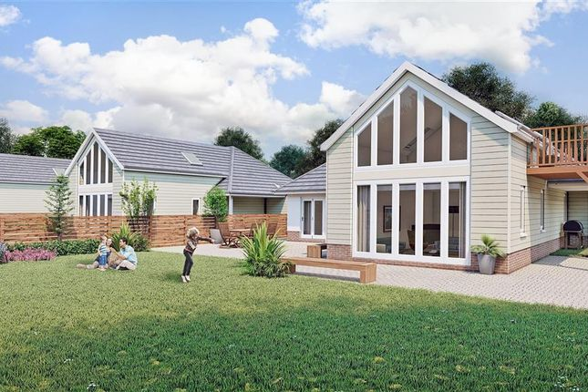 Thumbnail Detached house for sale in Noak Hill Road, Billericay, Essex