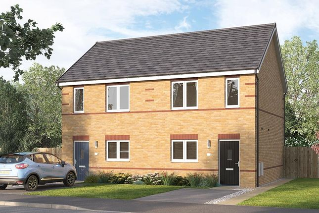 """2 bed terraced house for sale in """"The Beckbridge"""" at Blackmoorfoot Road, Huddersfield HD4"""