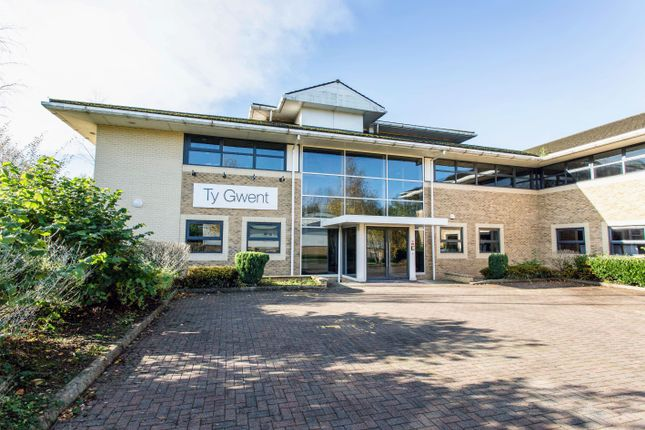 Office to let in Llantarnam Business Park, Cwmbran