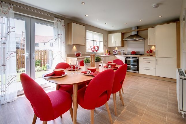 """Thumbnail Detached house for sale in """"The Thornwood"""" at Haining Wynd, Muirhead, Glasgow"""