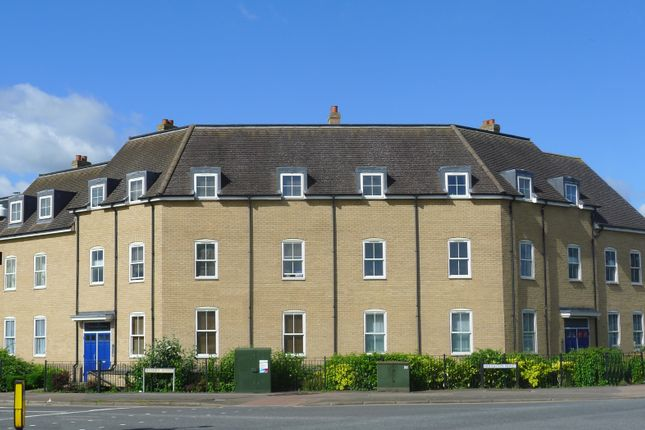 Thumbnail Flat to rent in Harrison Place, 19 Ramsey Road, St. Ives
