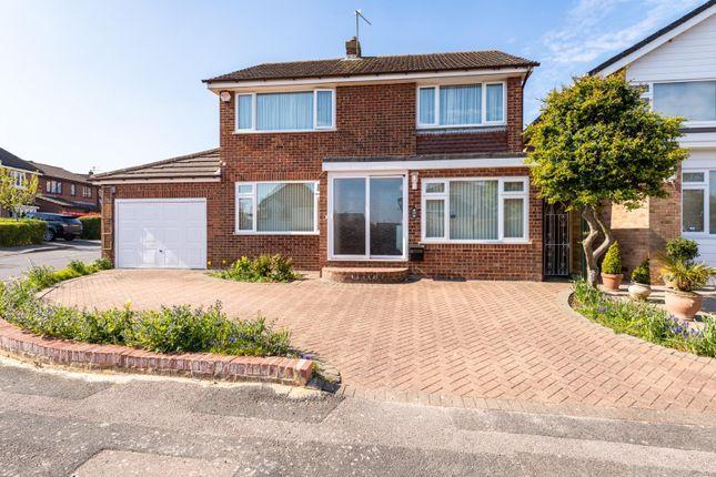 Thumbnail Detached house for sale in Foulds Close, Rainham, Gillingham