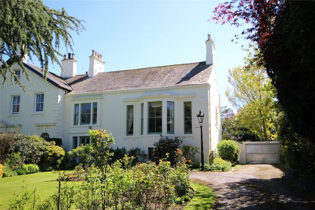 Thumbnail Semi-detached house for sale in Blackwell Lodge West, Blackwell, Carlisle, Cumbria