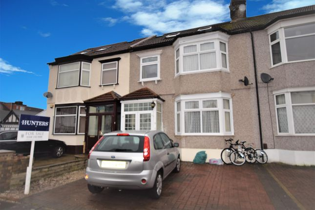 4 bed terraced house for sale in Leicester Gardens, Ilford