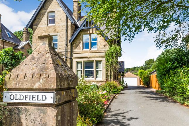 Thumbnail Detached house for sale in Macclesfield Road, Buxton